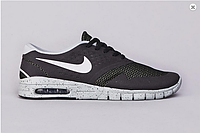 Кроссовки мужские Nike SB Eric Koston 2 Max Black White. кроссовки, кроссовки для бега