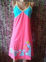 Летнее турецкое женское платье
