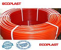 Сшитый полиэтилен EcoPlastik (Pe-Rt) 16x2 c кислородным барьером.