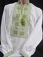Красивая мужская вышиванка Любомир
