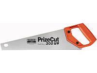 Ножовка многоцелевая для пиления алюминия, древесины, пластмассы,ламината,  PRIZECUT, BAHCO  300-14-F15/16-HP