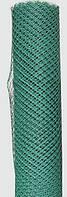 Cадовая решётка 32*35 мм из пластика, высота 2 м, длина в рулоне 20 м