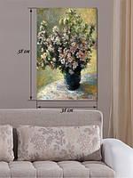 Фотографическая картина «Цветочная ваза»