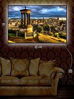 Картина с подсветкой 29х45 «Городской амфитеатр»