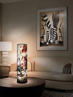 Дизайнерский светильник  «Цветочный натюрморт»