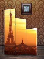 Ширма Ступенькой «Рассвет в Париже»