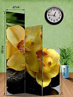 Ширма Ступенькой «Желтые цветы»