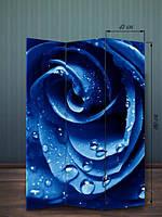 Ширма 180х126 «Синяя роза»