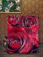Ширма 150х126 «Роза в росе»