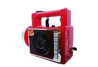 Маленький радиоприёмник с фонариком PX-40UR, МР3-кардридер, динамик 3Вт, усиленный приём радиосигнала