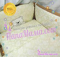 Детское постельное белье для новорожденных Bepino Вышивка