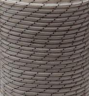 Статическая полиамидная веревка HARD 6 мм (шнур, репшнур)