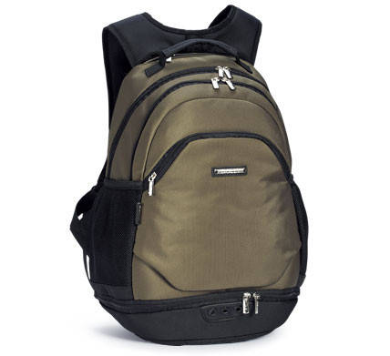 Мужской молодежный рюкзак с объемным отделением Dolly (Долли) 339