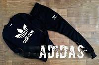 Мужской спортивный костюм Adidas Черно-белый