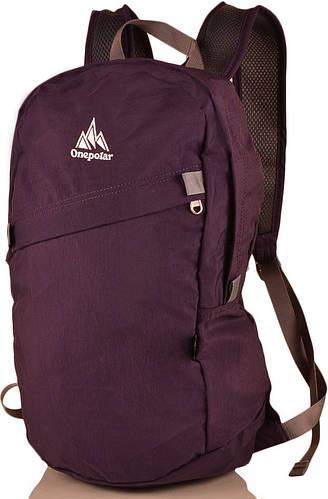 Детский городской рюкзак 15 л. Onepolar W1998-violet