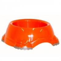 Moderna СМАРТИ миска пластиковая для собак и котов №1, 315 мл, d-12 см