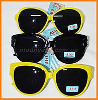 Дитячі сонцезахисні окуляри Метелик | Детские очки от солнца Бабочка