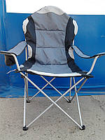 """Раскладное кресло """"кемпинг"""" с матрасом и чехлом, производство Китай"""
