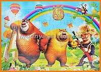 Детские головоломки мозаика | Пазлы детские
