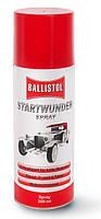 Средство для запуска холодных двигателей Klever Ballistol (баллистол) Startwunder spray (спрей) 200 мл (2550)