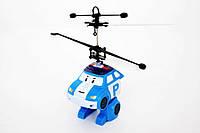 Робокар на радиоуправлении Robocar Poli (летающий робокар/летающий вертолет): Поли