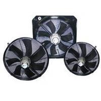 Вентилятор обдува YWF4E-400-S (Ø400 мм, 220V, 180W, 1380об/мин, 3541м3/ч)