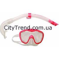 Набор для плавания детский: маска, трубка SPEEDO