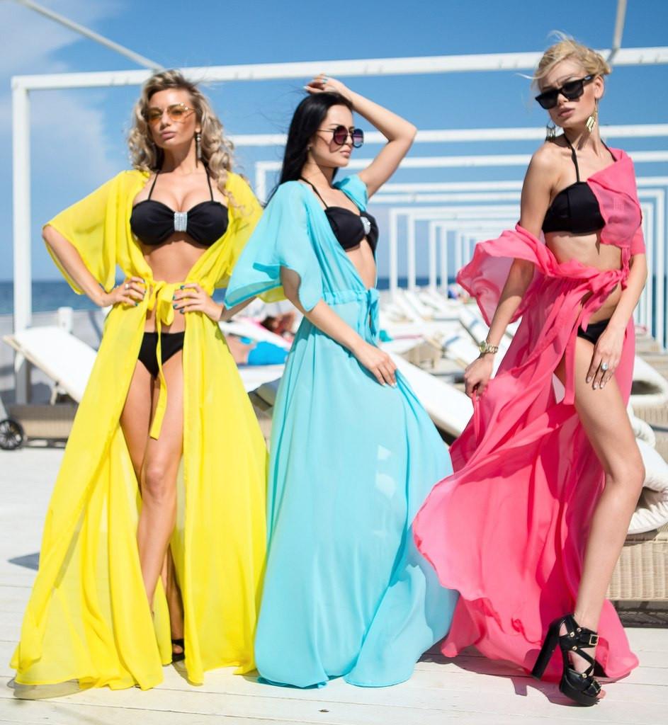 Туники пляжная одежда доставка