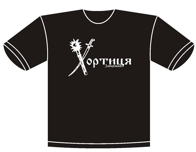 нанесение рисунка на футболку: