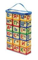 Детские кубики Абетка Юника