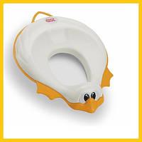 Детская накладка-сидение на унитаз OK Baby Ducka