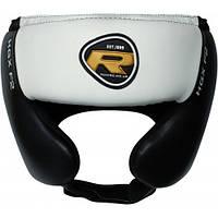 Боксерский шлем тренировочный RDX White