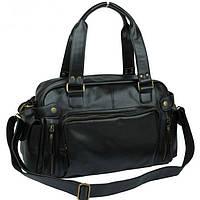 Мужская кожаная сумка. Офисный портфель. Качественная сумка. Интернет магазин сумок. Код: КСД67.