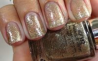NYX Girls Nail Polish 132 Mushroom Glitter