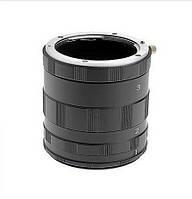Макрокольца, удлинительные кольца для фотокамер Sony E-mount (NEX)