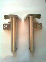 Кронштейны бампера Ваз 2107 наружные задние трубы (к-кт 2шт)