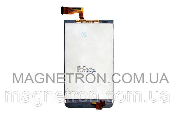 Дисплей + тачскрин #K1 94-0 для мобильных телефонов HTC 300 Desire, фото 2