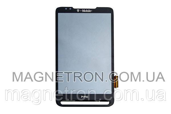 Дисплей + тачскрин #CB043G-T01X402US для мобильных телефонов HTC T8585 Touch HD2, фото 2