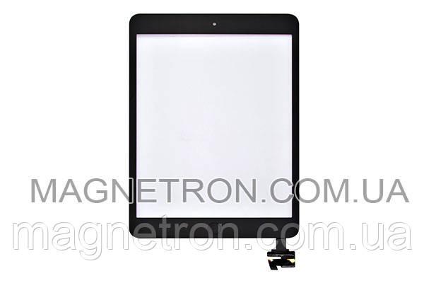 Сенсорный экран (тачскрин) с кнопкой HOME к планшету Apple iPad mini