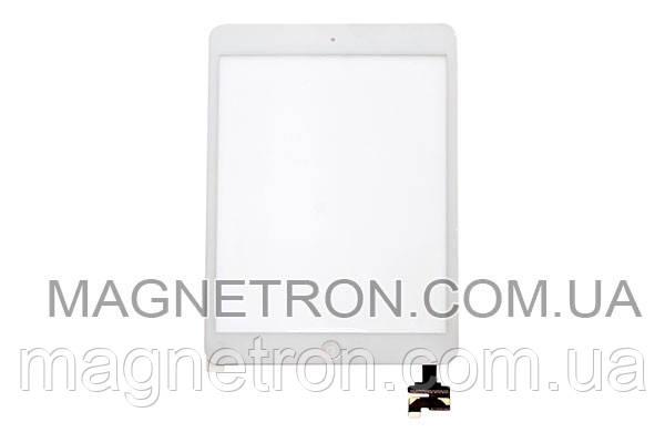 Тачскрин (сенсорный экран) с кнопкой HOME к планшету Apple iPad mini