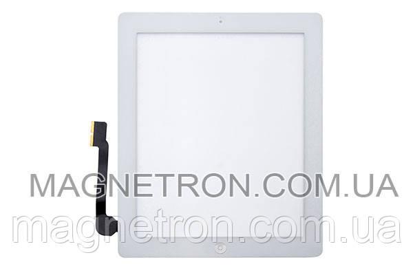 Сенсорный экран с кнопкой HOME для планшета Apple iPad 3/iPad 4, фото 2