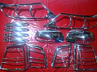 Хром пакет KIA SORENTO 2 10-13 г.в.