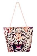 Женская сумка Взгляд леопарда