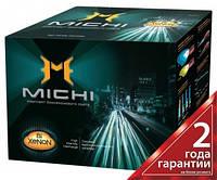 Комплект биксенонового света MICHI MI H4 Hi/Low (6000K) 35W