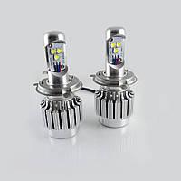 Лампы светодиодные H4 6000K 30W LED Sho-Me G1.2