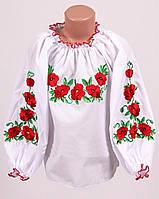 Вышитая сорочка для девочки