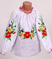 Вышиванка блуза для девочки