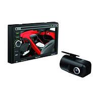 Мультимедиа 2-DIN PROLOGY MDN-2670T VR с видеорегистратором (Навител)