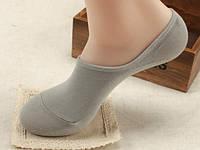 Хлопковые носки-подследники для мужчин и женщин