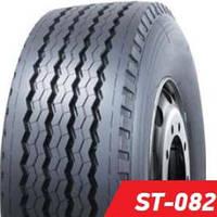 Грузовая шина 385/65R22,5 ST-082 pr20 160K Satoya прицепная